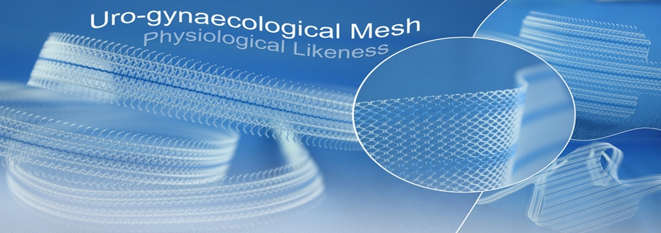 Slide Uro-gynaecological Mesh